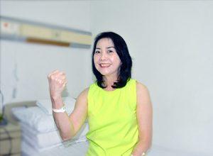 penderita kanker payudara